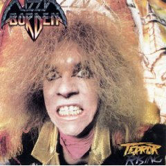 Álbum Terror Rising
