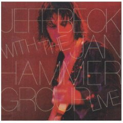Álbum Jeff Beck with the Jan Hammer Group Live