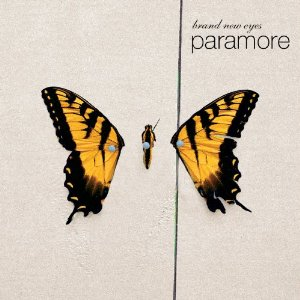 Álbum Brand New Eyes