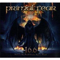 Álbum 16.6 (Before the Devil Knows You're Dead)