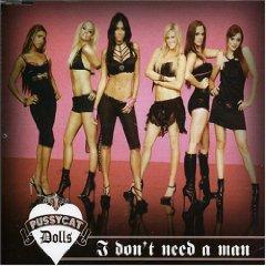 Álbum I Don't Need a Man
