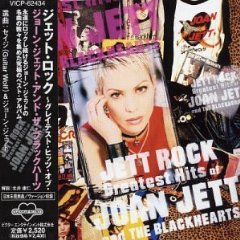Álbum Jett Rock: Greatest Hits of Joan Jett & the Blackhearts