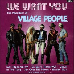 Álbum We Want You: Very Best of the Village People