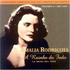 Álbum A Rainha Do Fado, Vol. 2: 1951-52