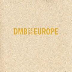 Álbum Dave Matthews Band - Europe 2009 (3 CDs & 1 DVD)