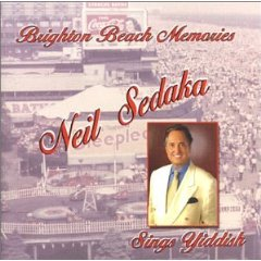 Álbum Brighton Beach Memories - Neil Sedaka Sings Yiddish