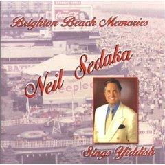 Álbum Brighton Beach Memories - Neil Sedaka Sings Yiddish