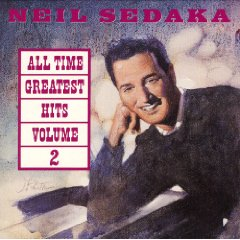 "Neil Sedaka - ""Neil Sedaka - All-Time Greatest Hits, Vol. 2"""