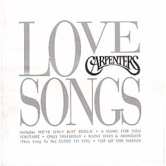 Álbum Love Songs