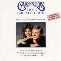 Álbum Carpenters - Their Greatest Hits