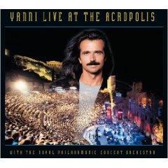 Álbum Live at the Acropolis (CD & DVD)