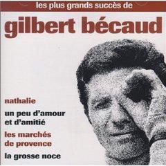 Álbum Plus Grands Succès de Gilbert Bécaud