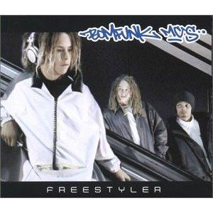 Álbum Freestyler