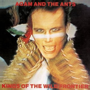 Álbum Kings of the Wild Frontier