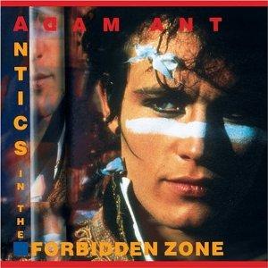 Álbum Antics in the Forbidden Zone