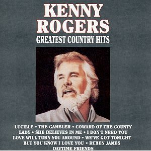 Álbum Kenny Rogers - Greatest Country Hits