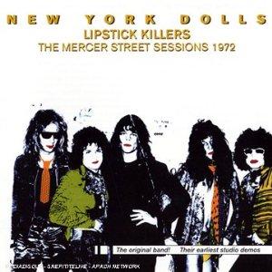 Álbum Lipstick Killers (Mercer St. Sessions)