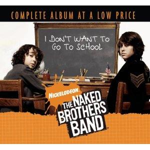 Álbum I Don't Want To Go To School