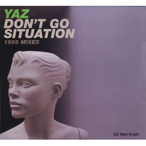 Álbum Don't Go / Situation