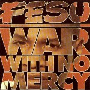 Álbum War with No Mercy