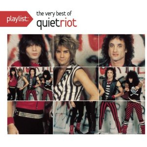 Álbum Playlist:The Very Best of Quiet Riot (Eco-Friendly Packaging)