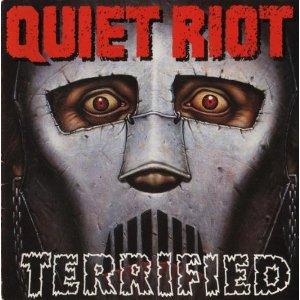 Álbum Terrified