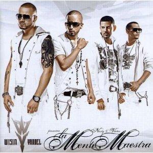 Álbum La Mente Maestra