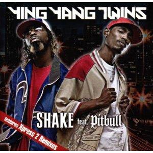 Álbum Shake