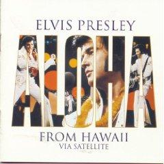 Álbum Aloha From Hawaii - Via Satellite