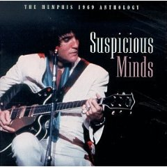 Álbum The Memphis 1969 Anthology: Suspicious Minds