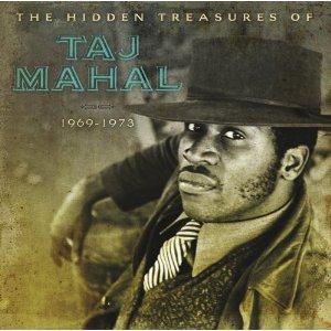 Álbum Hidden Treasures of Taj Mahal 1969-1973