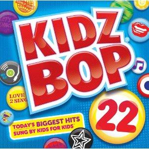 Álbum Kidz Bop 22