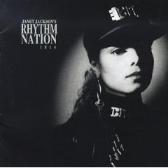 Álbum Rhythm Nation 1814