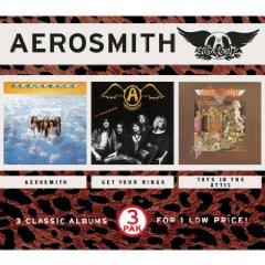 Aerosmith - Aerosmith/Get Your Wings/Toys in the Attic