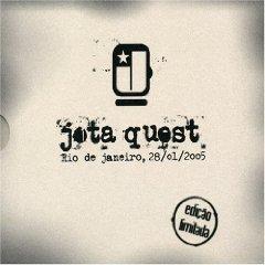 Álbum Jota Quest ao Vivo