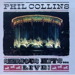 Álbum Serious Hits...Live!
