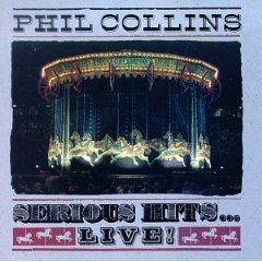 Álbum Serious Hits...Live!
