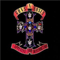 Álbum Appetite for Destruction