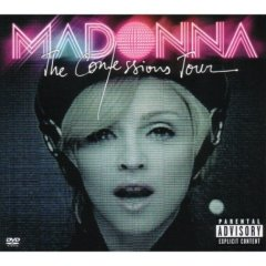 Álbum The Confessions Tour - Live from London (CD+DVD)