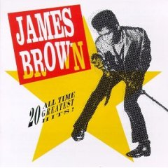 Álbum James Brown - 20 All-Time Greatest Hits!