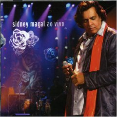 Álbum Sidney Magal: Ao Vivo