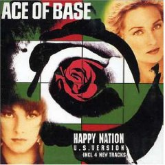 Álbum Happy Nation