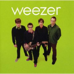 Álbum Weezer (Green Album)