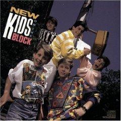 Álbum New Kids on the Block