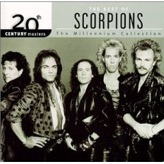 Álbum 20th Century Masters - The Millennium Collection: The Best of Scorpions