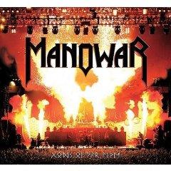 Álbum Gods Of War - Live