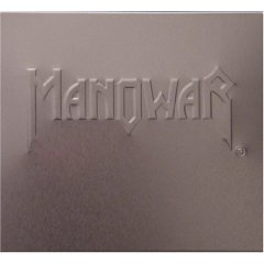 Álbum Manowar:  Gods of War w/ Bonus DVD