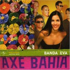 Álbum Axe Bahia: Banda Eva