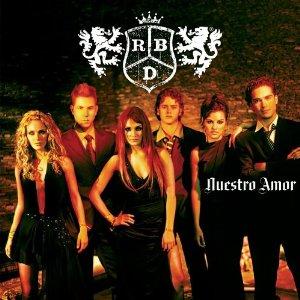 Álbum Nuestro Amor