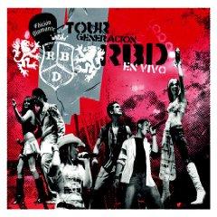 Álbum Tour Generación RBD en Vivo Edicion Diamante
